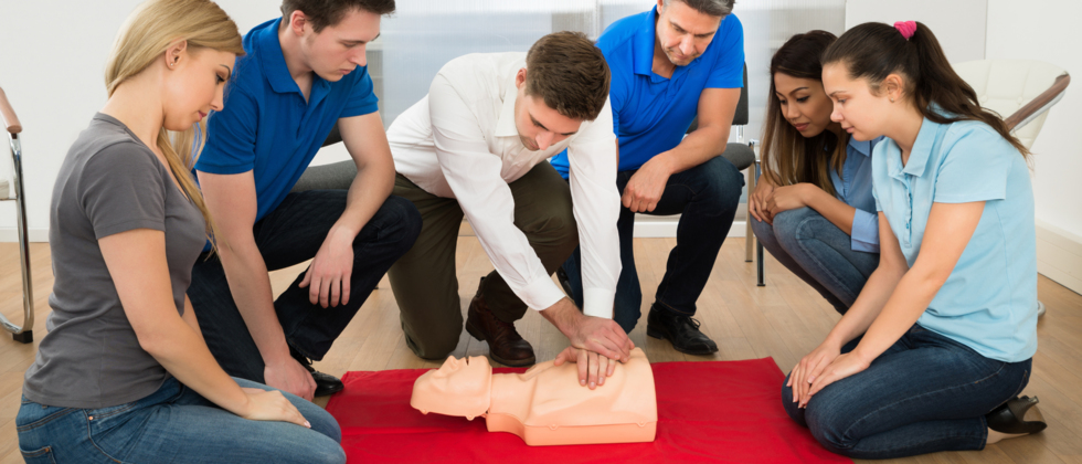 Clearwater First Aid Training